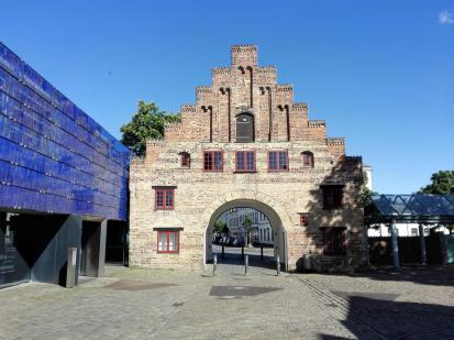 Wahrzeichen von Flensburg: Das Nordertor