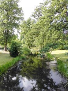 Blick in den Schlosspark