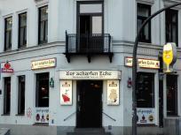 """Eckkneipe """"zur scharfen Ecke"""" auf St. Pauli"""