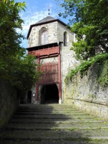 Oberes Schlosstor