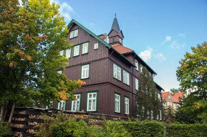 Das alte Forsthaus in Braunlage (Foto: Derzno | http://commons.wikimedia.org | Lizenz: CC BY-SA 3.0 DE)
