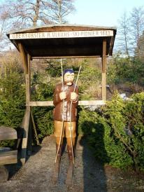 Denkmal für den Oberförster Ulrichs (Foto: Kassandro | http://commons.wikimedia.org | Lizenz: CC BY-SA 3.0 DE)