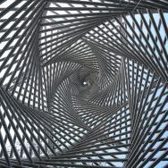 Innenansicht der Skulptur (Foto: Daniel Schwen   http://commons.wikimedia.org   Lizenz: CC BY-SA 3.0 DE)