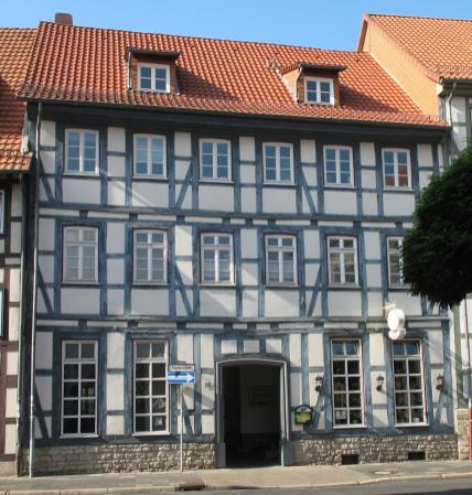 Fachwerkhaus am Papendiek 18 (Foto: Doris Antony   http://commons.wikimedia.org   Lizenz: CC BY-SA 3.0 DE)