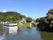 Mündung des alten Main-Donau-Kanals von 1846