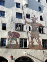 Fassade des Goliathhauses