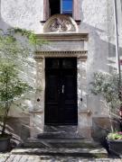 Türportal im Innenhof