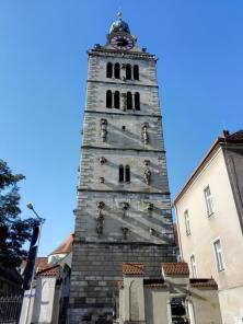 Turm des Klosters Sankt Emmeram