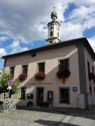 Altes Rathaus von Riedenburg, heute Tourist-Info