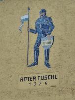 Ein Held der Stadtgeschichte: Der Ritter Tuschl