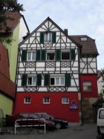 Wohnhaus in Weinsberg
