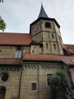 Die Stadtpfarrkirche von Weinsberg