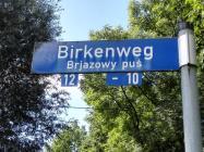 Straßen- und Ortsschilder sind in der Region häufig zweisprachig in Deutsch und Sorbisch gehalten