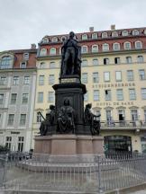 Denkmal für August den Starken