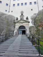 Aufgang zum Festungsportal