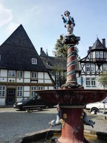 Brunnen am Frankenberg