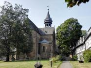 Kirche auf dem Frankenberg