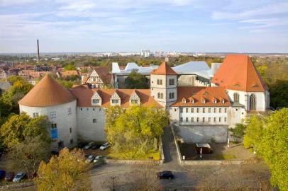 Die Moritzburg (Foto: Fenchelkiwi1   http://commons.wikimedia.org   Lizenz: CC BY-SA 3.0 DE)