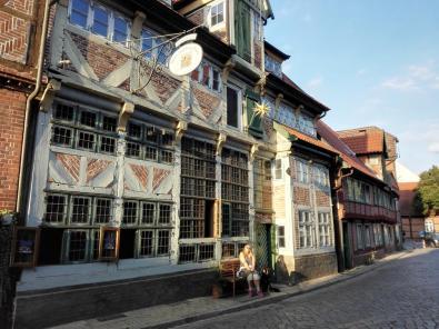 In Lauenburg an der Elbe