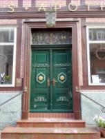 Portale in der Altstadt