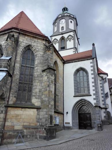 Vor der Frauenkirche