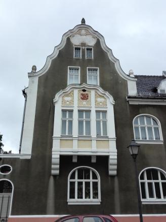 Hübsches Bürgerhaus im Stil des Biedermeier
