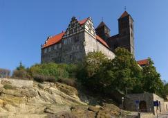 Der Schlossberg von hinten gesehen (Foto: Reinhard Kirchner   http://commons.wikimedia.org   Lizenz: CC BY-SA 3.0 DE)