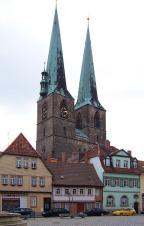 Die Nikolaikirche (Foto: Cresi   http://commons.wikimedia.org   Lizenz: CC BY-SA 3.0 DE)