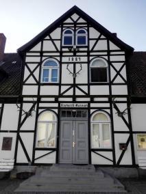 Bismarck-Museum bei Friedrichsruh im Sachsenwald