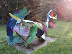 Skulpturen im Stadtpark