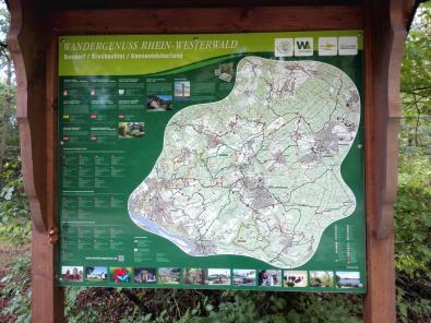 Wanderregion Westerwald