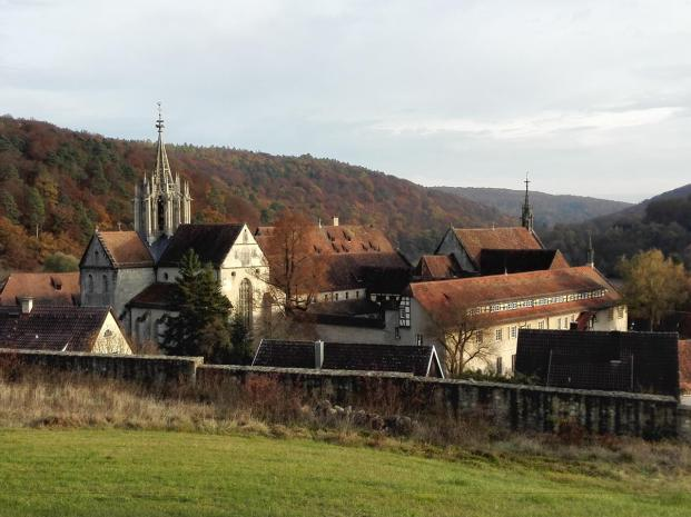 Im Kloster Bebenhausen