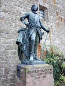 Statue von Friedrich dem Großen