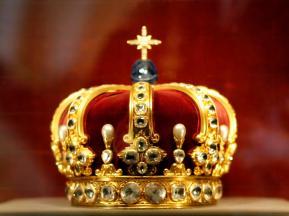 Preußische Krone Wilhelm II. (Foto: FDV   http://commons.wikimedia.org   Lizenz: CC BY-SA 3.0 DE)