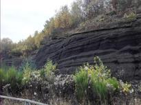 Aschewand oberhalb von Nickenich