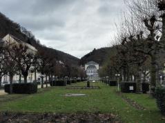 Kurgarten vor der Spielbank