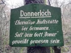 Bergschluchtenpfad Ehrenburg