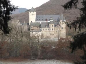 Schloss Bürresheim Seitenansicht