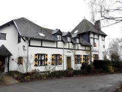 Eines der letzten Häuser auf deutscher Seite