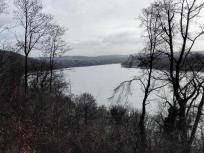 Blick über den See Richtung Osten (Zulauf)