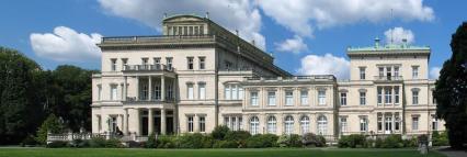 Die Ville Hügel, ehemaliger Stammsitz der Industrieellenfamilie Krupp (Foto: Thorsten Schramm | http://commons.wikimedia.org | Lizenz: CC BY-SA 3.0 DE)