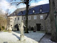 Innenhof des Klosters Beyenburg
