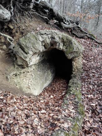 Alte römische Wasserleitung von der Eifel nach Köln