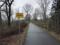 Panorama-Radweg Balkantrasse: Leverkusen-Opladen – Remscheid-Lennep
