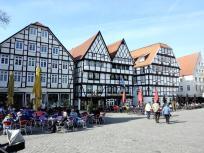 Am Marktplatz von Soest