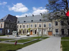 Das Heimatmuseum neben der Kirche