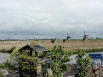 Ein erster Blick auf die Mühlen