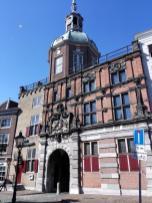 Gebäude der alten Hafenmeisterei