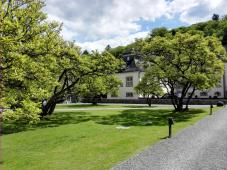 Panoramaweg zum Wasserschloss Ehreshoven