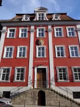 Das Gebäude der Musikschule